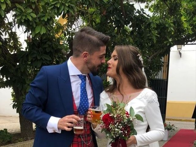 La boda de Pablo y Paula en El Puerto De Santa Maria, Cádiz 3