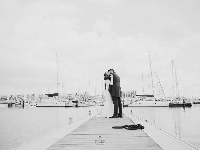 La boda de Pablo y Paula en El Puerto De Santa Maria, Cádiz 1