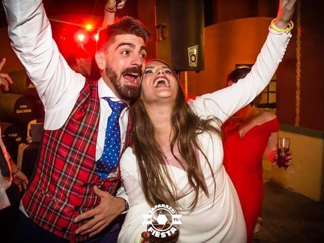 La boda de Pablo y Paula en El Puerto De Santa Maria, Cádiz 2