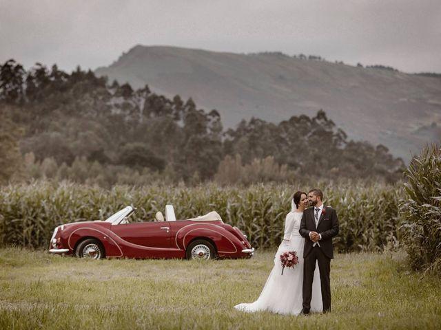 La boda de Sara y Aitor