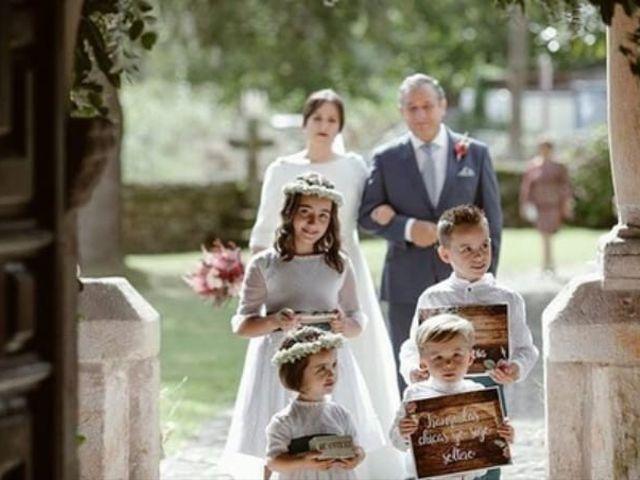 La boda de Aitor y Sara en Treceño, Cantabria 3