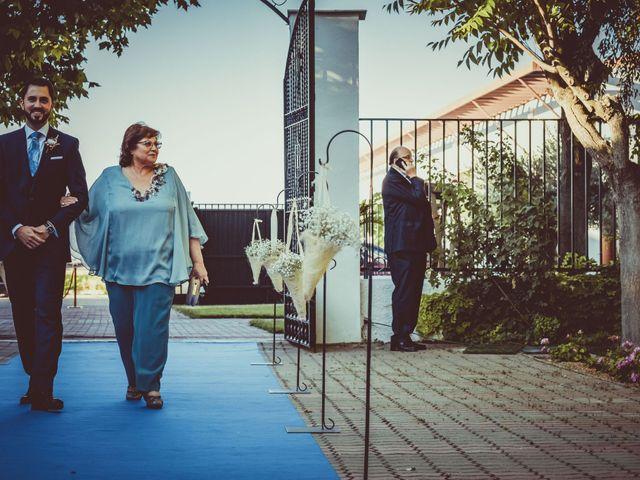 La boda de Manuel y Cristina en Albacete, Albacete 12