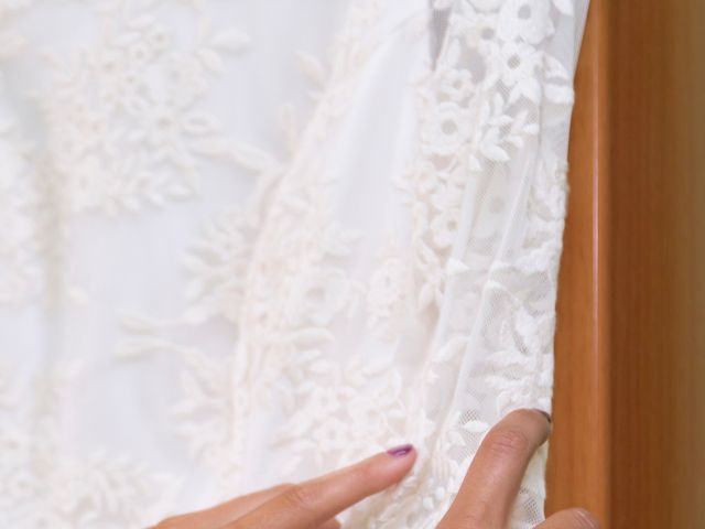 La boda de Javier y Lucia en O Castro (Barco De Valdeorras, O), Orense 3