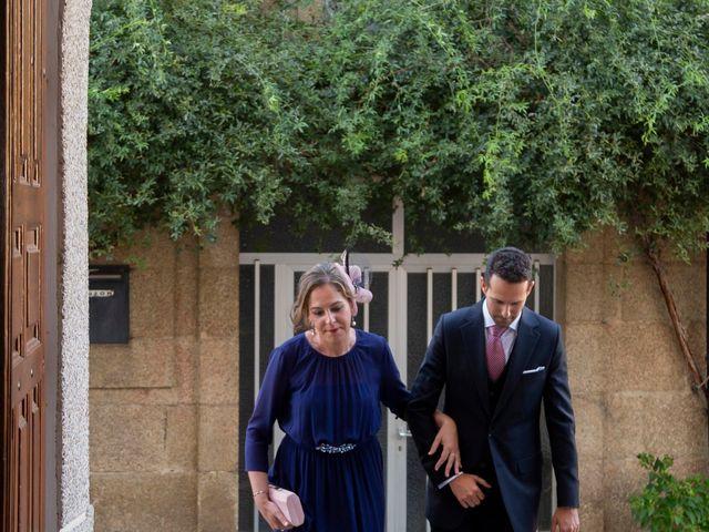 La boda de Javier y Lucia en O Castro (Barco De Valdeorras, O), Orense 18
