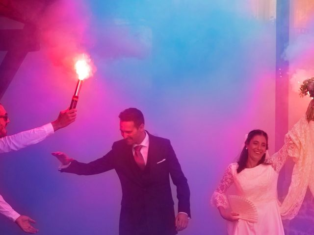 La boda de Javier y Lucia en O Castro (Barco De Valdeorras, O), Orense 2