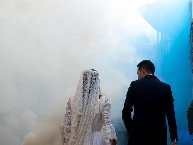 La boda de Javier y Lucia en O Castro (Barco De Valdeorras, O), Orense 28