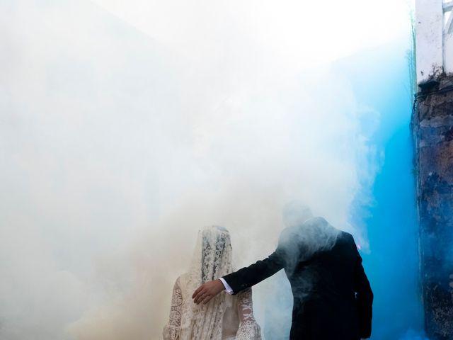 La boda de Javier y Lucia en O Castro (Barco De Valdeorras, O), Orense 29