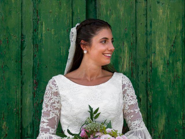 La boda de Javier y Lucia en O Castro (Barco De Valdeorras, O), Orense 32