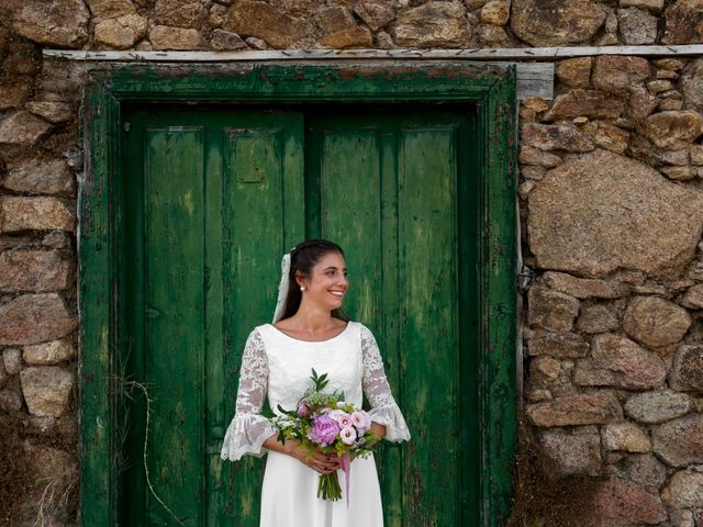 La boda de Javier y Lucia en O Castro (Barco De Valdeorras, O), Orense 33