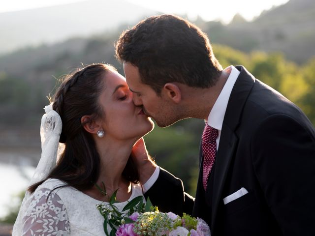 La boda de Javier y Lucia en O Castro (Barco De Valdeorras, O), Orense 34