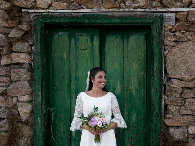La boda de Javier y Lucia en O Castro (Barco De Valdeorras, O), Orense 38