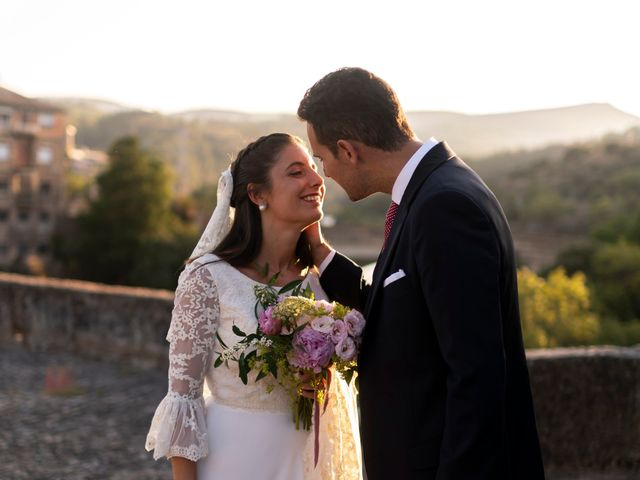 La boda de Javier y Lucia en O Castro (Barco De Valdeorras, O), Orense 39