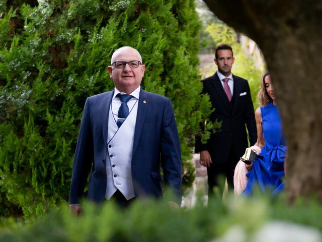 La boda de Javier y Lucia en O Castro (Barco De Valdeorras, O), Orense 40