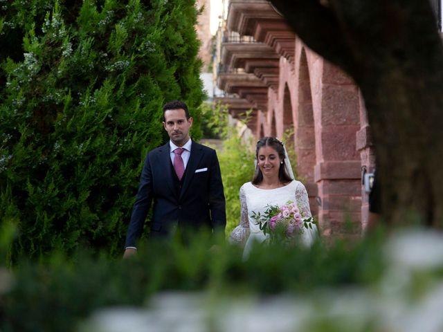 La boda de Javier y Lucia en O Castro (Barco De Valdeorras, O), Orense 41