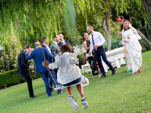La boda de Javier y Lucia en O Castro (Barco De Valdeorras, O), Orense 43