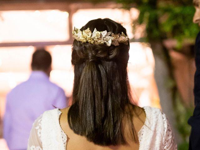 La boda de Javier y Lucia en O Castro (Barco De Valdeorras, O), Orense 55