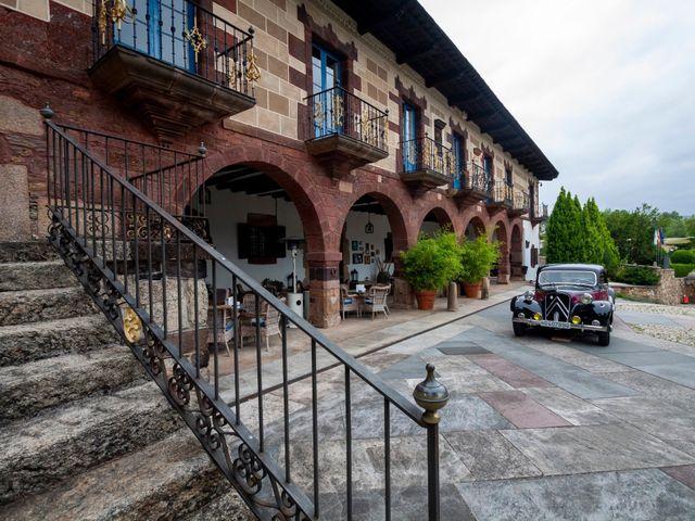 La boda de Javier y Lucia en O Castro (Barco De Valdeorras, O), Orense 62