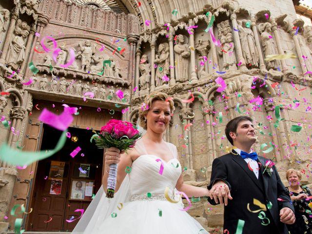La boda de Roberto y Ester en Logroño, La Rioja 24