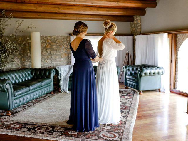 La boda de Gerard y Claudia en Pontos, Girona 23