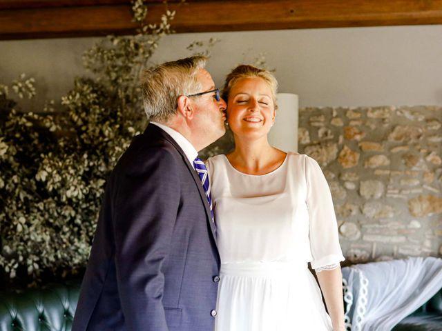 La boda de Gerard y Claudia en Pontos, Girona 24