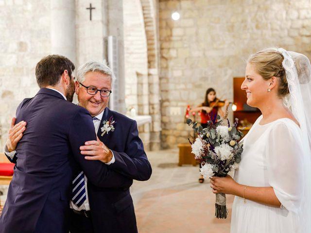 La boda de Gerard y Claudia en Pontos, Girona 29