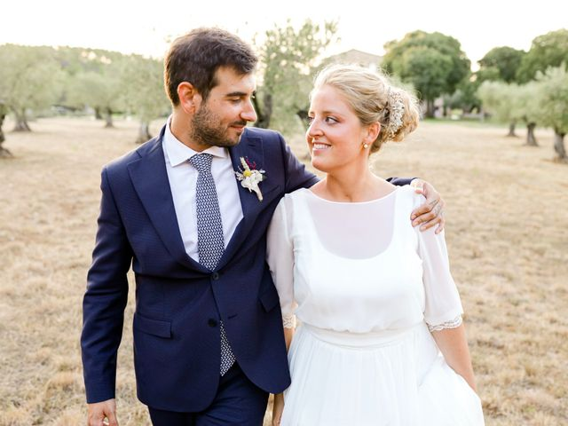 La boda de Gerard y Claudia en Pontos, Girona 36