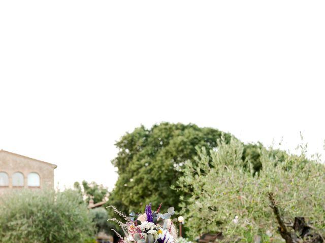La boda de Gerard y Claudia en Pontos, Girona 38