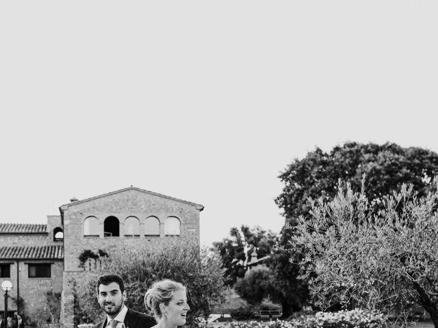 La boda de Gerard y Claudia en Pontos, Girona 39