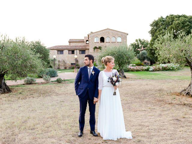 La boda de Gerard y Claudia en Pontos, Girona 40
