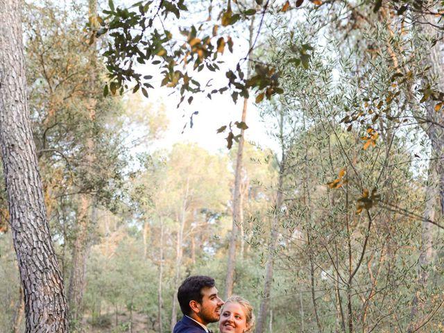La boda de Gerard y Claudia en Pontos, Girona 41