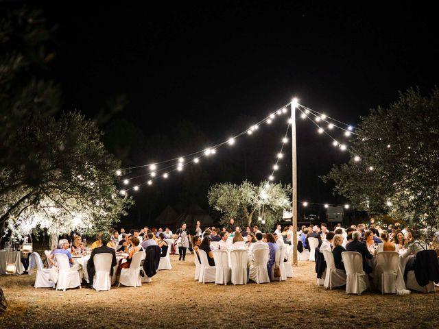 La boda de Gerard y Claudia en Pontos, Girona 55
