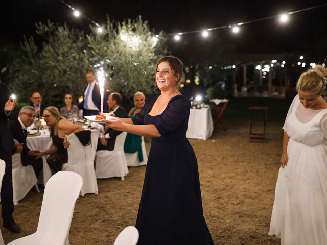 La boda de Gerard y Claudia en Pontos, Girona 58