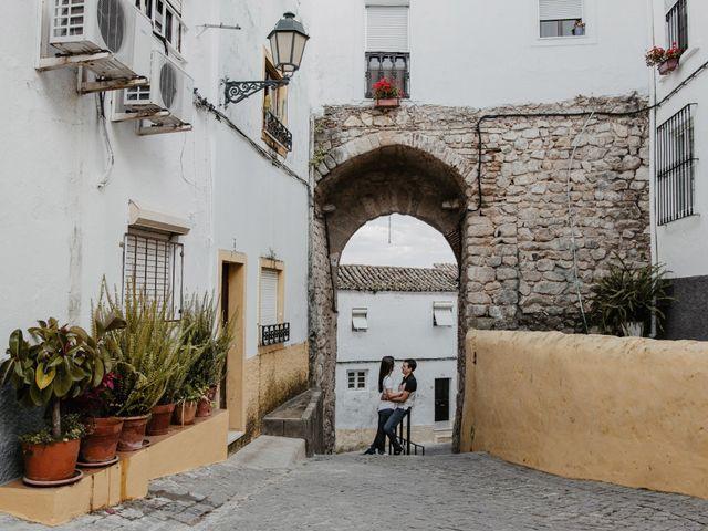 La boda de Benjamín y Yolanda en Talarrubias, Badajoz 2
