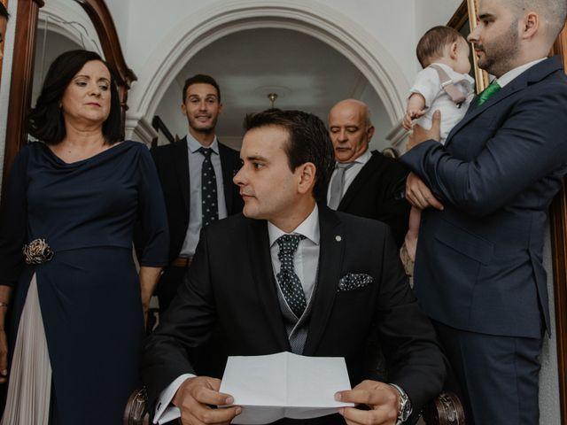 La boda de Benjamín y Yolanda en Talarrubias, Badajoz 20