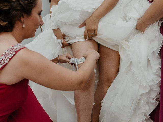 La boda de Benjamín y Yolanda en Talarrubias, Badajoz 37