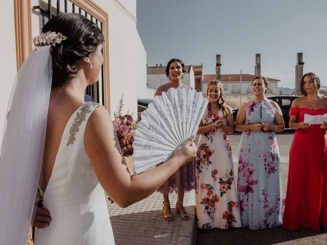 La boda de Benjamín y Yolanda en Talarrubias, Badajoz 38