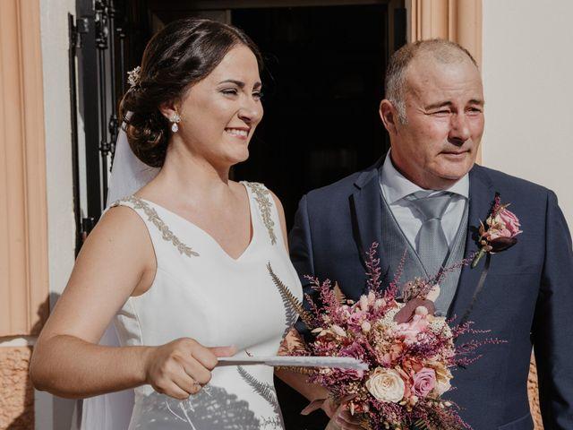 La boda de Benjamín y Yolanda en Talarrubias, Badajoz 39