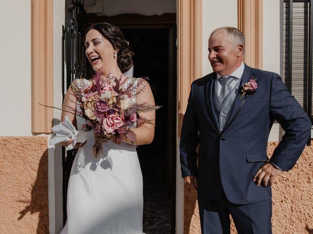 La boda de Benjamín y Yolanda en Talarrubias, Badajoz 41