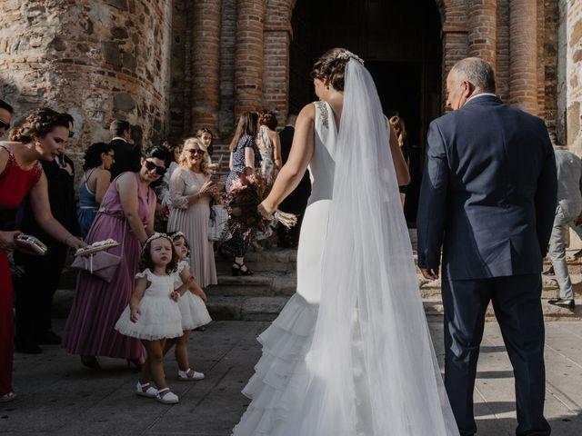 La boda de Benjamín y Yolanda en Talarrubias, Badajoz 45