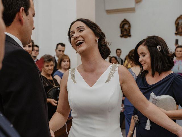 La boda de Benjamín y Yolanda en Talarrubias, Badajoz 47