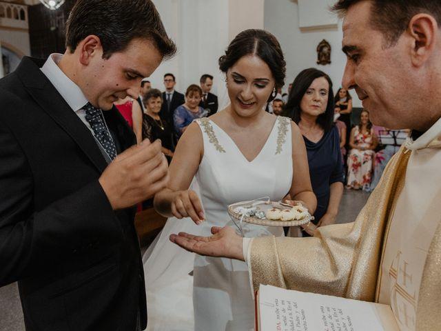 La boda de Benjamín y Yolanda en Talarrubias, Badajoz 50