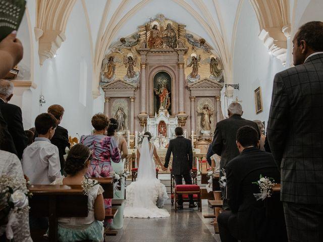 La boda de Benjamín y Yolanda en Talarrubias, Badajoz 53