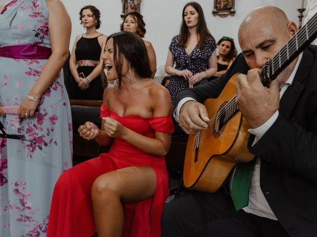 La boda de Benjamín y Yolanda en Talarrubias, Badajoz 56