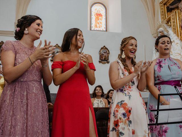 La boda de Benjamín y Yolanda en Talarrubias, Badajoz 58