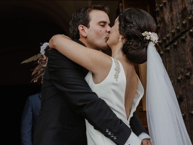 La boda de Benjamín y Yolanda en Talarrubias, Badajoz 62