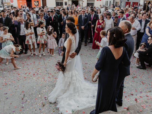 La boda de Benjamín y Yolanda en Talarrubias, Badajoz 64