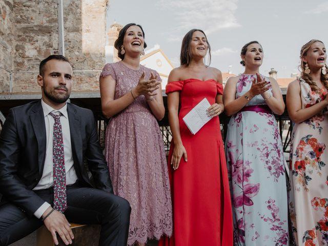 La boda de Benjamín y Yolanda en Talarrubias, Badajoz 66