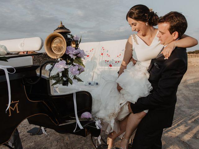 La boda de Benjamín y Yolanda en Talarrubias, Badajoz 71