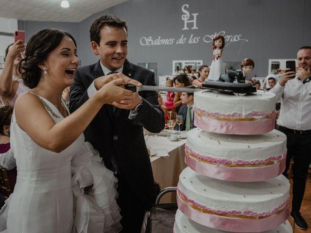 La boda de Benjamín y Yolanda en Talarrubias, Badajoz 79