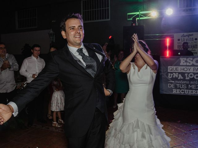 La boda de Benjamín y Yolanda en Talarrubias, Badajoz 88